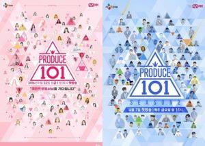 PRODUCE101の人気が韓国でどれだ...